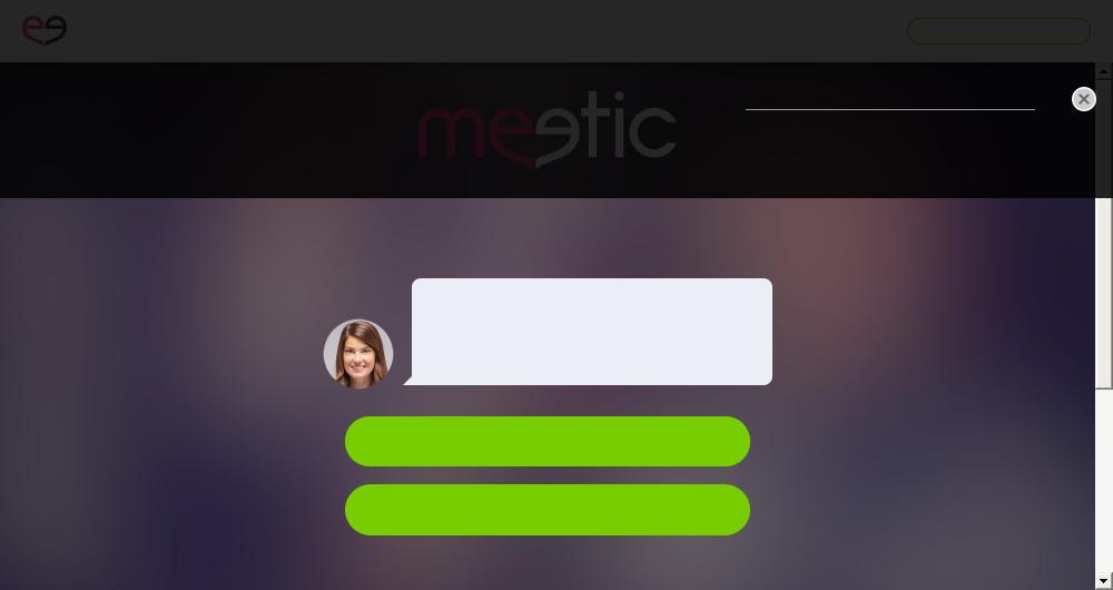 Meetic be