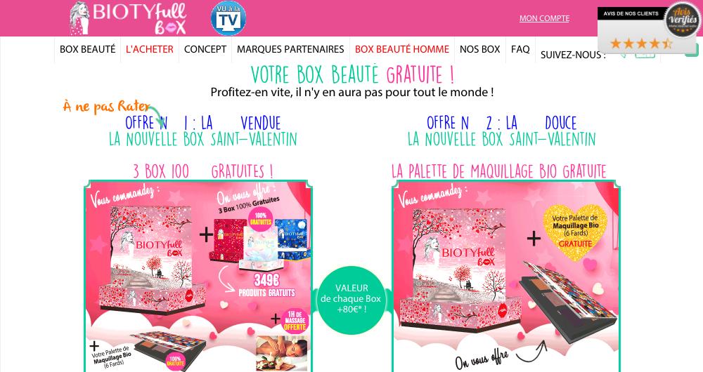 Biotyfull box (fr)